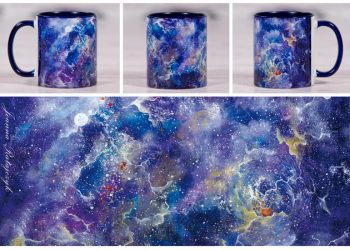 """""""Wszechmoc"""" Joanna Ratajczyk. Wszystko, co znasz, wszystkie miejsca, które widziałeś. Ta planeta i układ słoneczny, w którym jest.  Wszystkie gwiazdy, jakie widziałeś i cały wszechświat są w Tobie.  Poszukaj ich, a gdy znajdziesz weź głęboki wdech i poczuj, że wszystko jest dla Ciebie możliwe."""