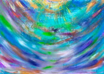 Obraz akrylowy 60x90 Joanna Ratajczyk